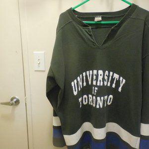 Vintage Jersey University Of Toronto